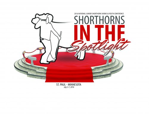 National Junior Shorthorn Show Logo
