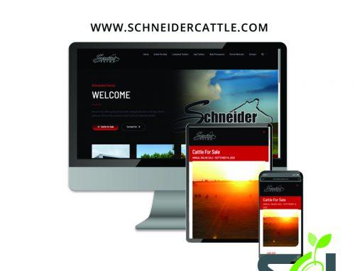 Schneider Cattle Redesign